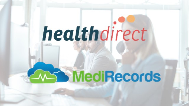 Healthdirect mediRecords