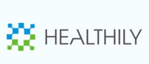 healthily logo