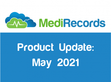 Product Update May 2021