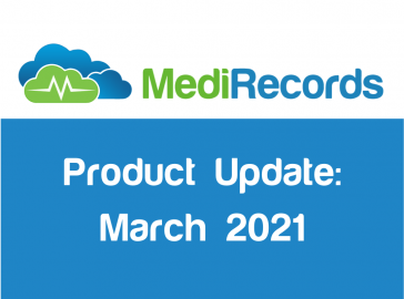 Product Update March 2021